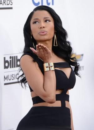 NICKY MINAJ @ the 2014 Billboard Music awards held @ the MGM grand hotel & casino.  May 18, 2014