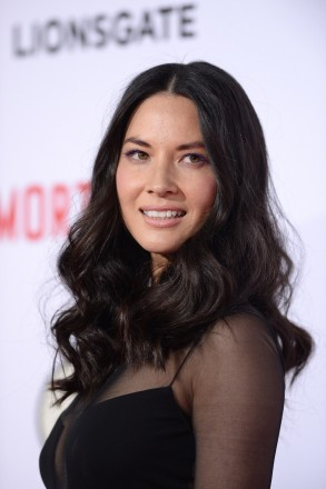 Olivia Munn attends the premiere of Lionsgate's 'Mortdecai' at TCL Chinese Theatre on January 21, 2015 in Los Angeles, California. Photo by Lionel Hahn/AbacaUsa.com
