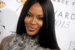 Naomi Campbell attends 2015 Fragrance Foundation Awards at Alice Tully Hall at Lincoln Center in New York on June 17, 2015. Photo by Dennis Van Tine/ABACAUSA.COM