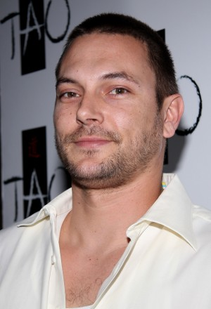 Kevin Federline arrives to celebrate the launch of her new book HIGH VOLTAGE TATTOO at Tao Nightclub inside the Venetian in Las Vegas, Nevada on Feb 05,2009 Copyright 2008 Karla Rodas/VCP Creations/iPhoto