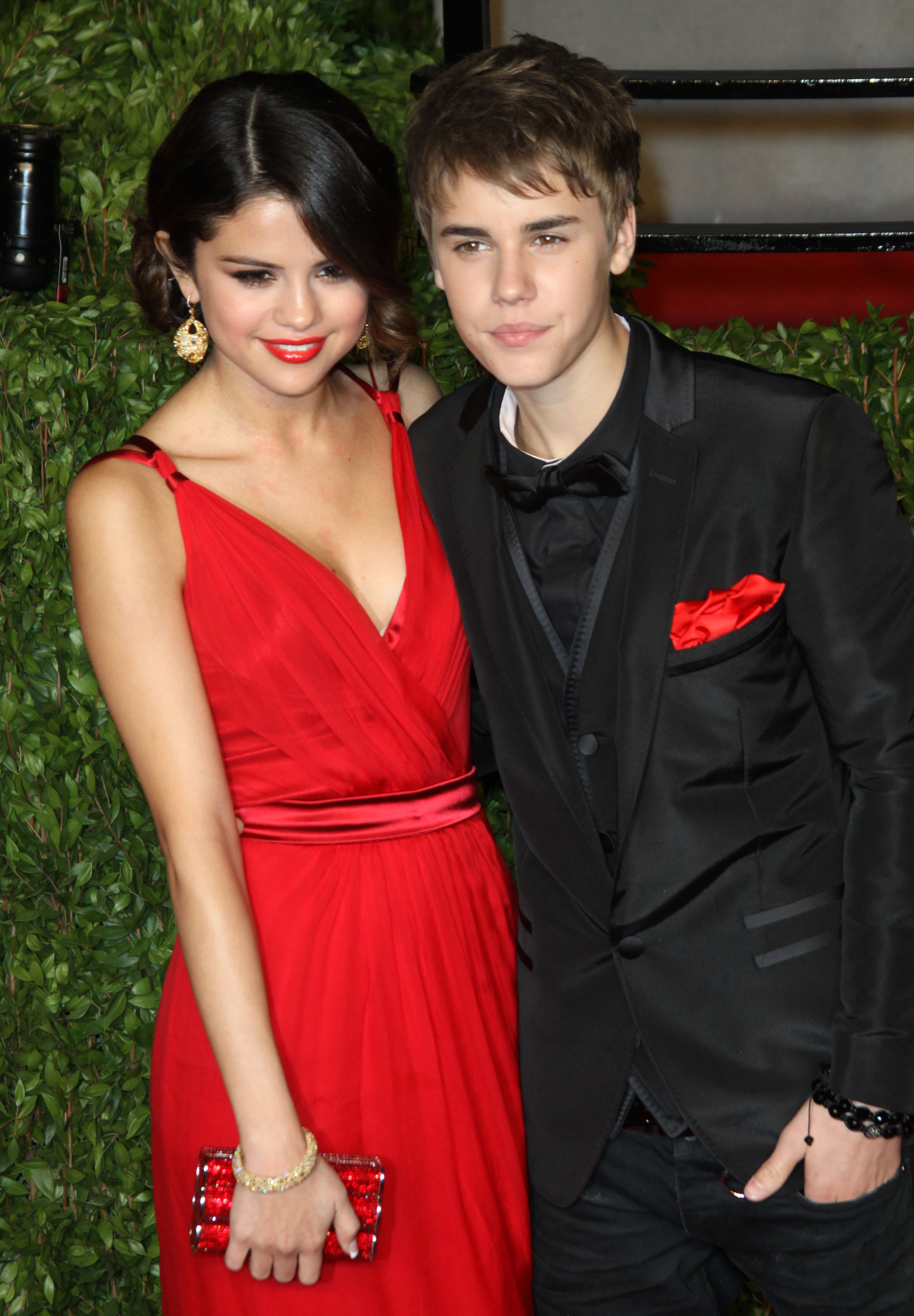 50942378 Why do the good ones never last? Pop sensation Justin Bieber and his girlfriend Selena Gomez have called it quits after nearly two years of dating. File photos show the couple during happier times. FameFlynet, Inc - Beverly Hills, CA, USA - +1 (818) 307-4813