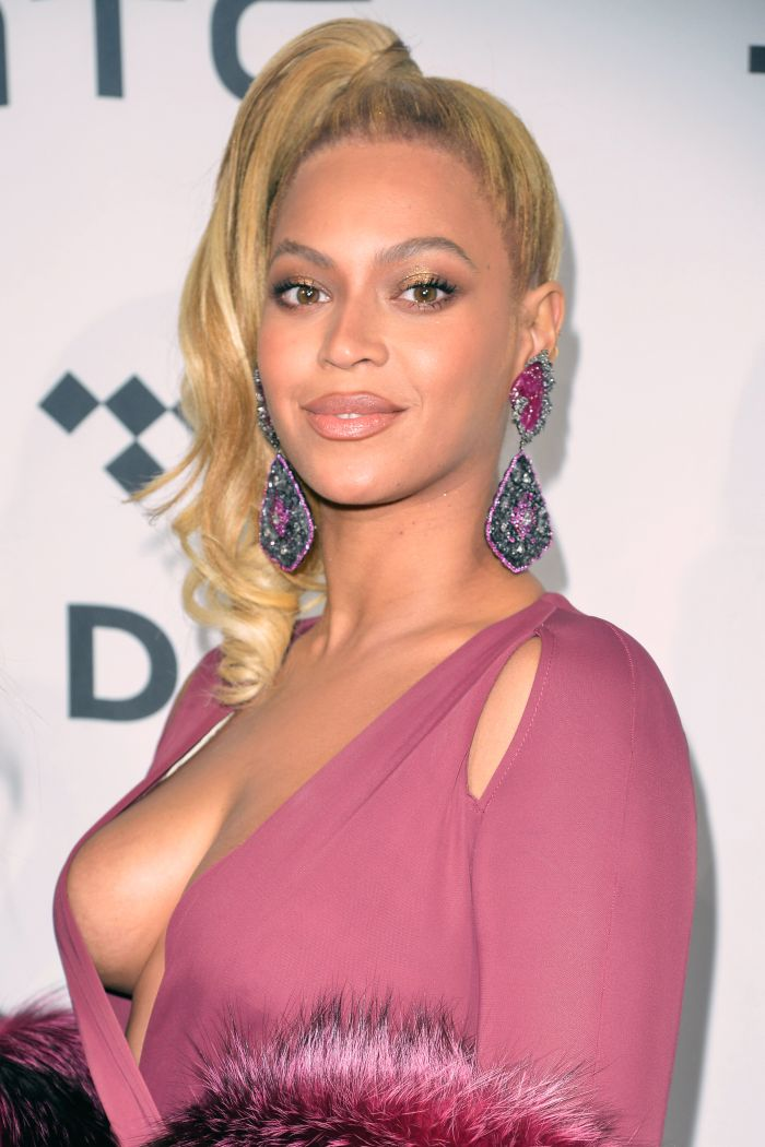 NEW YORK, NY - OCTOBER 20: Beyonce attends TIDAL X: 1020 in Brooklyn, New York on October 20, 2015 in New York City. Credit: mpi67 / MediaPunch Credit: MediaPunch/face to face