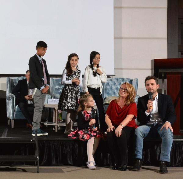 Andi Moisescu si Gabriela Alexandrescu