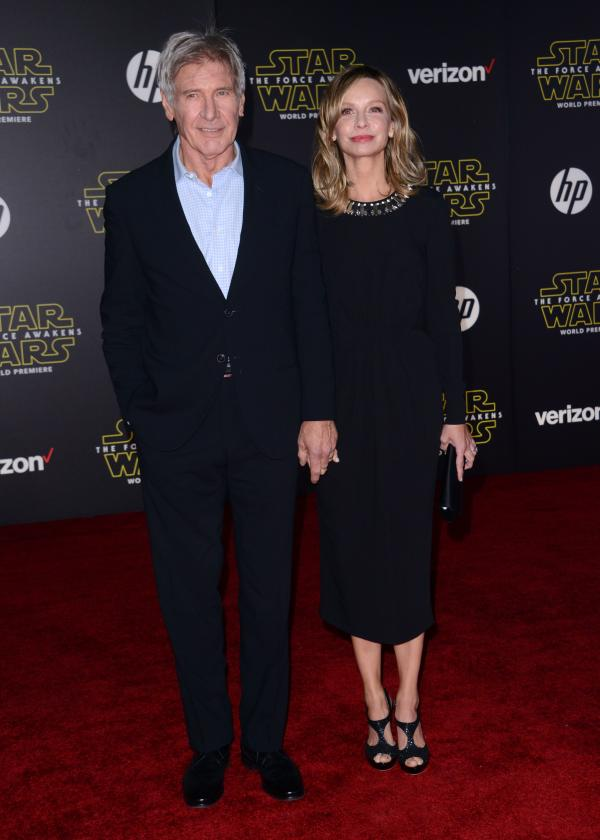 Harrison Ford si Calista Flockhart