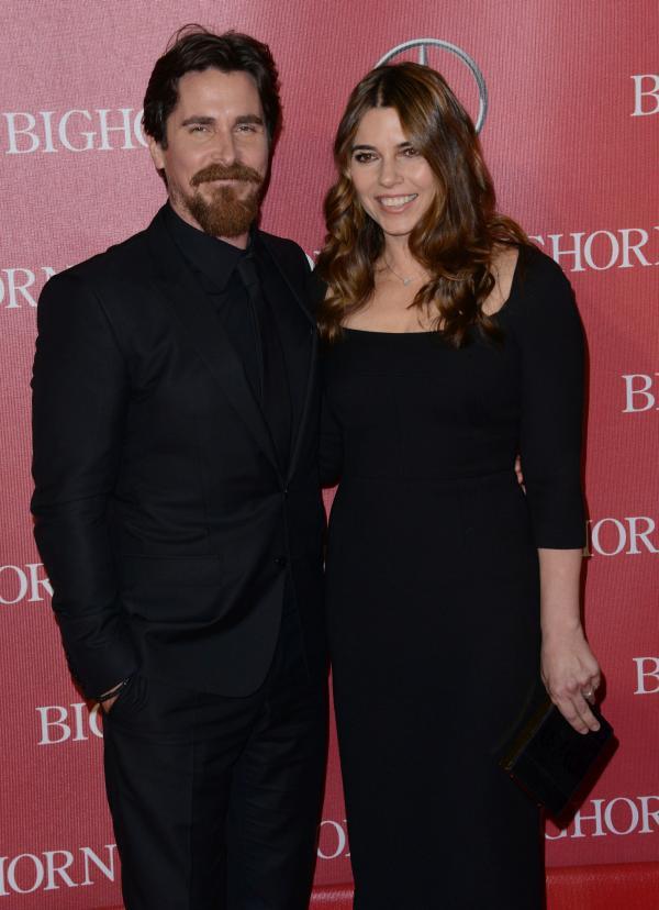 Christian Bale si sotia