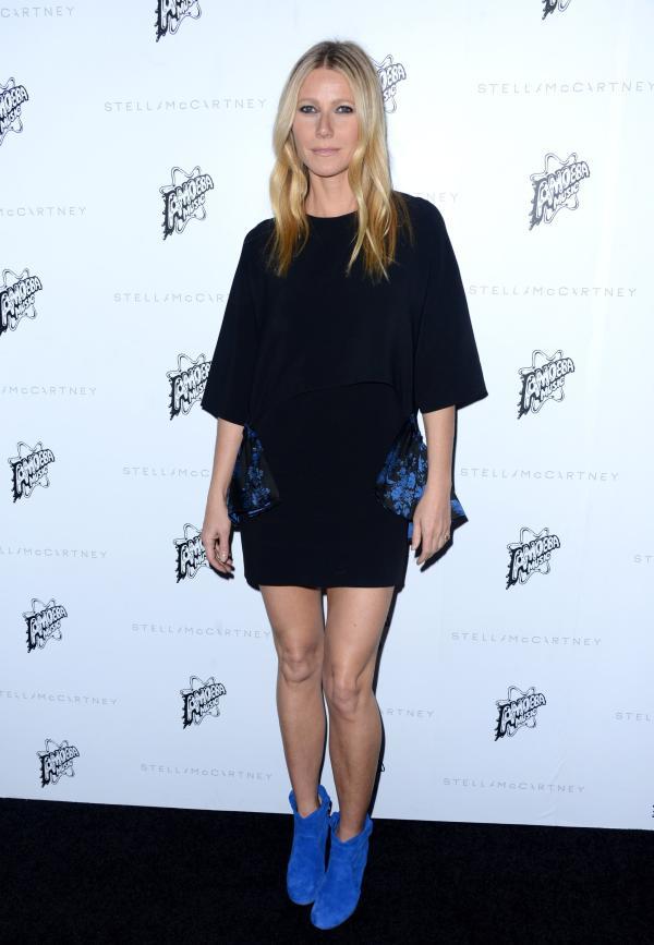 Gwyneth Paltrow - Viva... Nicole Richie