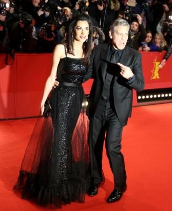 Amal si George Clooney