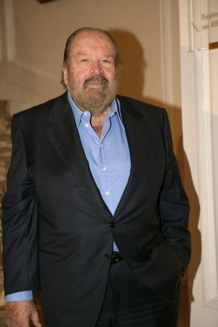 Italian actor Bud Spencer poses during the 5th Monte-Carlo Film Festival of Comedy held at the Grimaldi Forum in Monaco, on Saturday, November 12, 2005. Photo by Thierry Orban/ABACAPRESS.COM