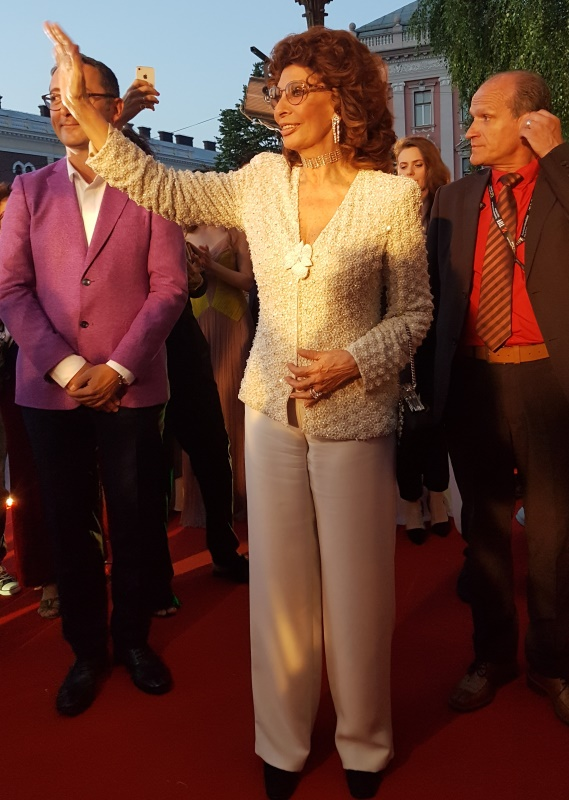 Sophia Loren la TIFF