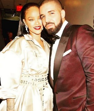 Drake si Rihanna