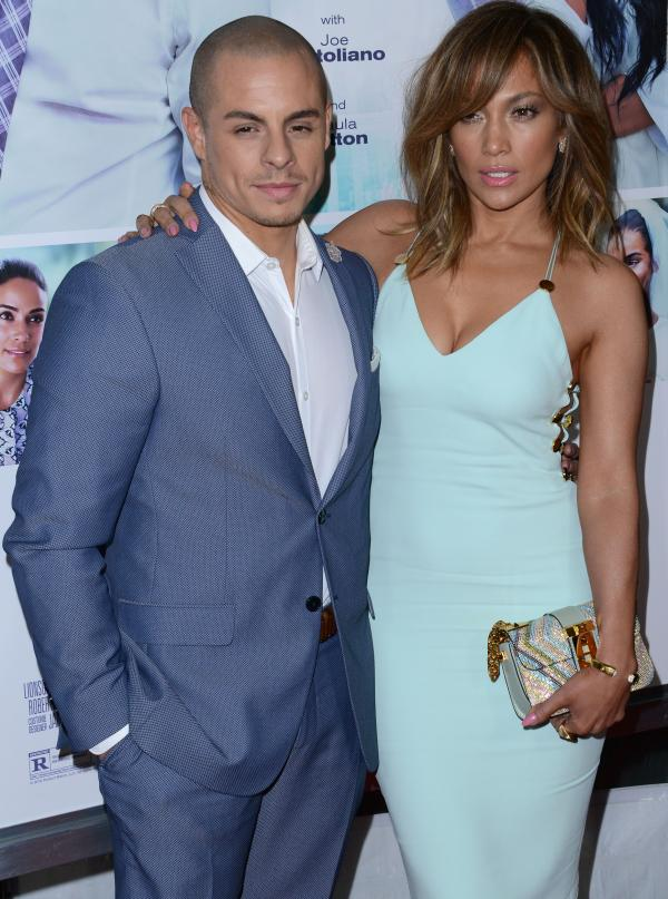 jennifer lopez si casper smart