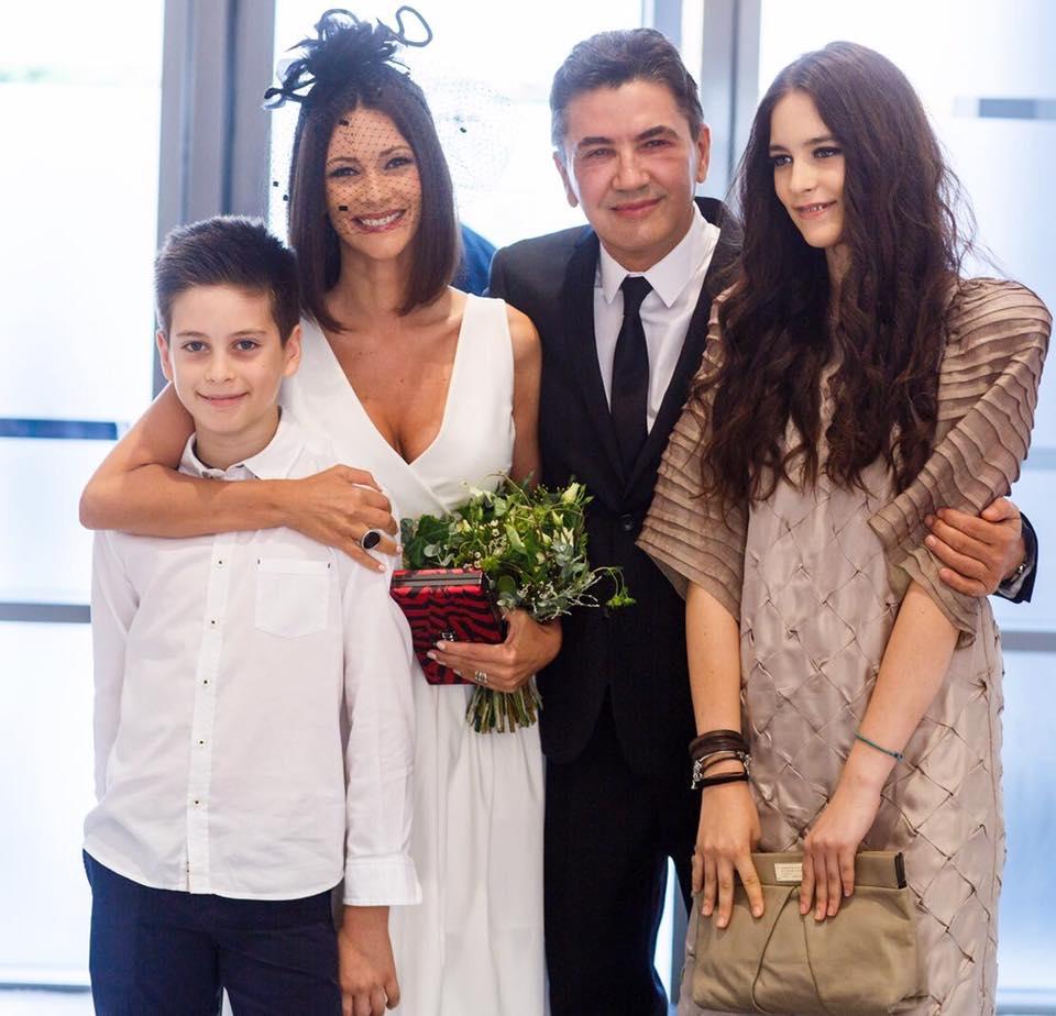 Andreea Berecleanu, Constantin Stan, Eva si Petru