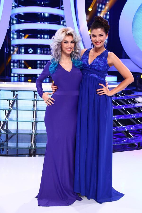 Andreea Balan si Alina Puscas