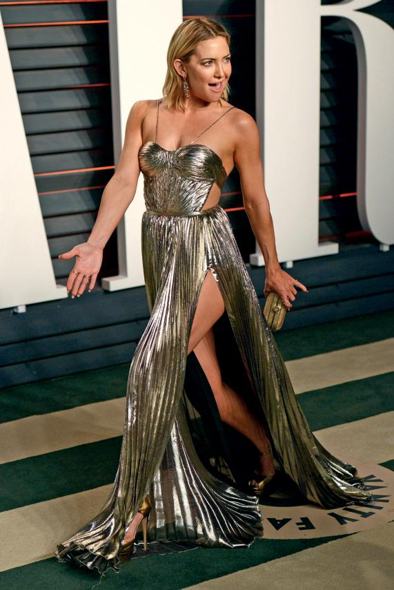 Kate Hudson La Vanity Fair Oscar Party 2016 Viva