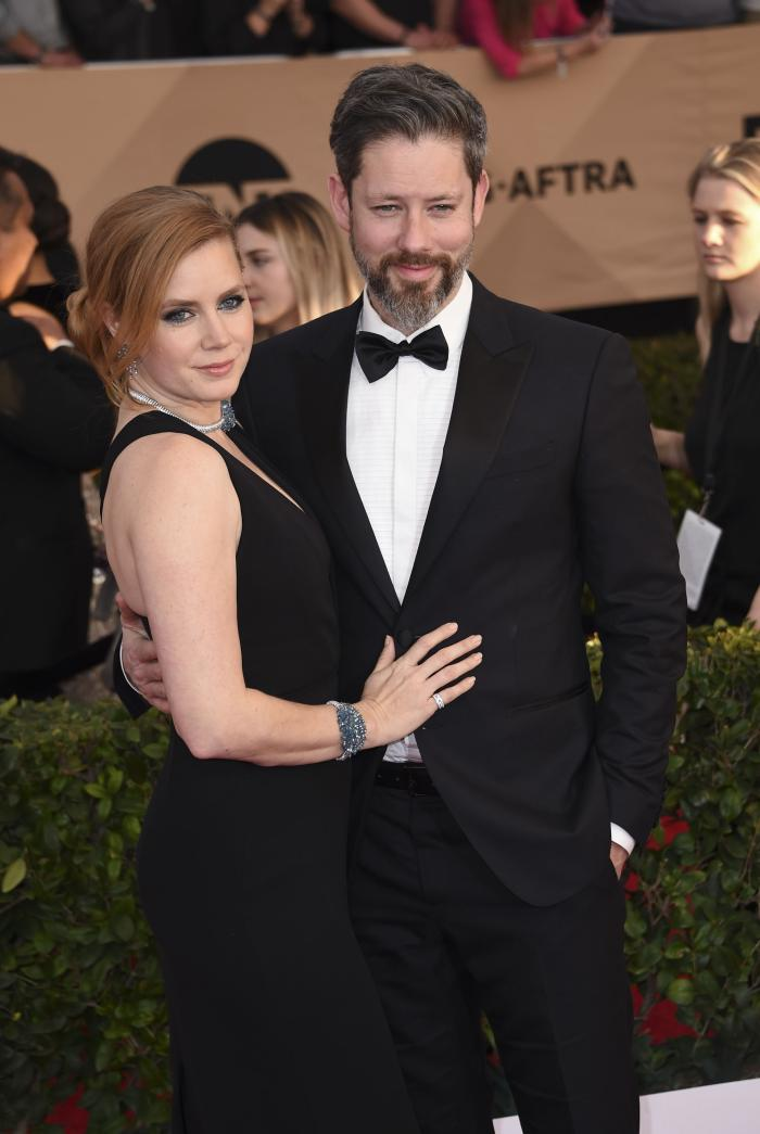 Amy Adams si Darren Le Gallo