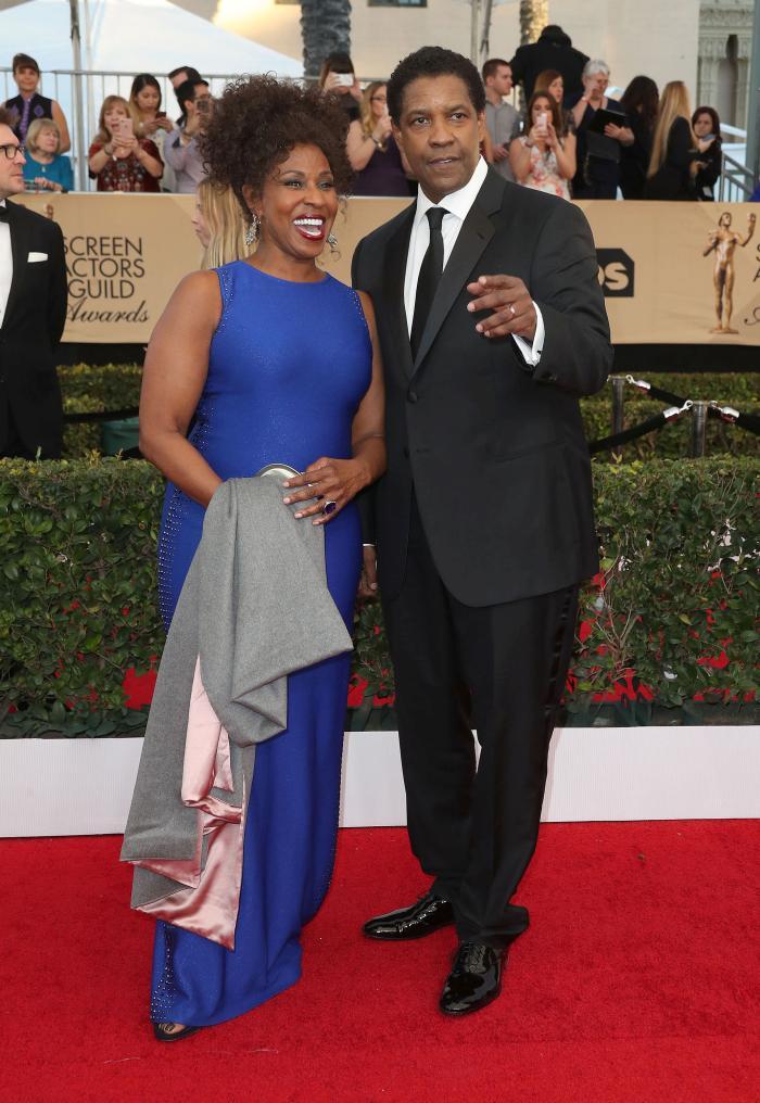 Denzel Washington si Pauletta