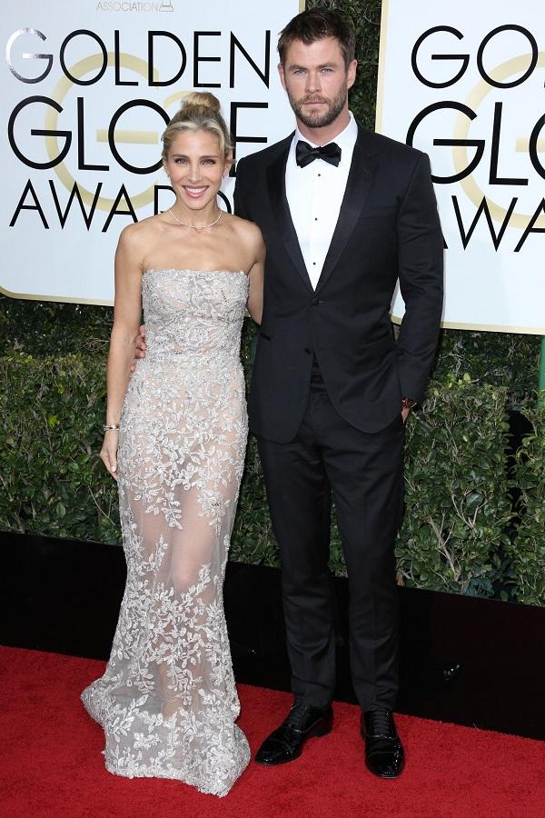Elsa Pataky si Chris Hemsworth