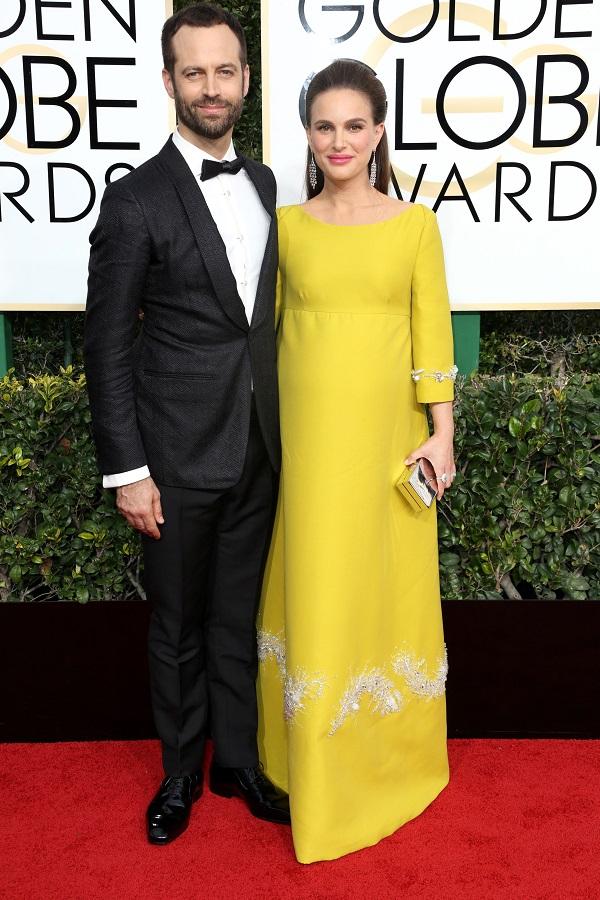 Natalie Portman si Benjamin Millepied