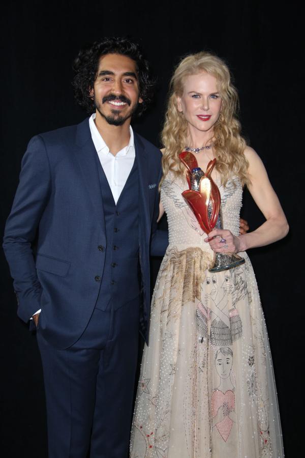 Nicole Kidman si Dev Patel