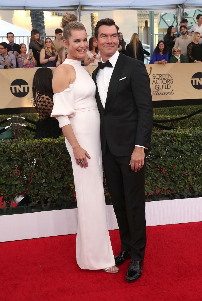 Rebecca Romijn si Jerry O Connell