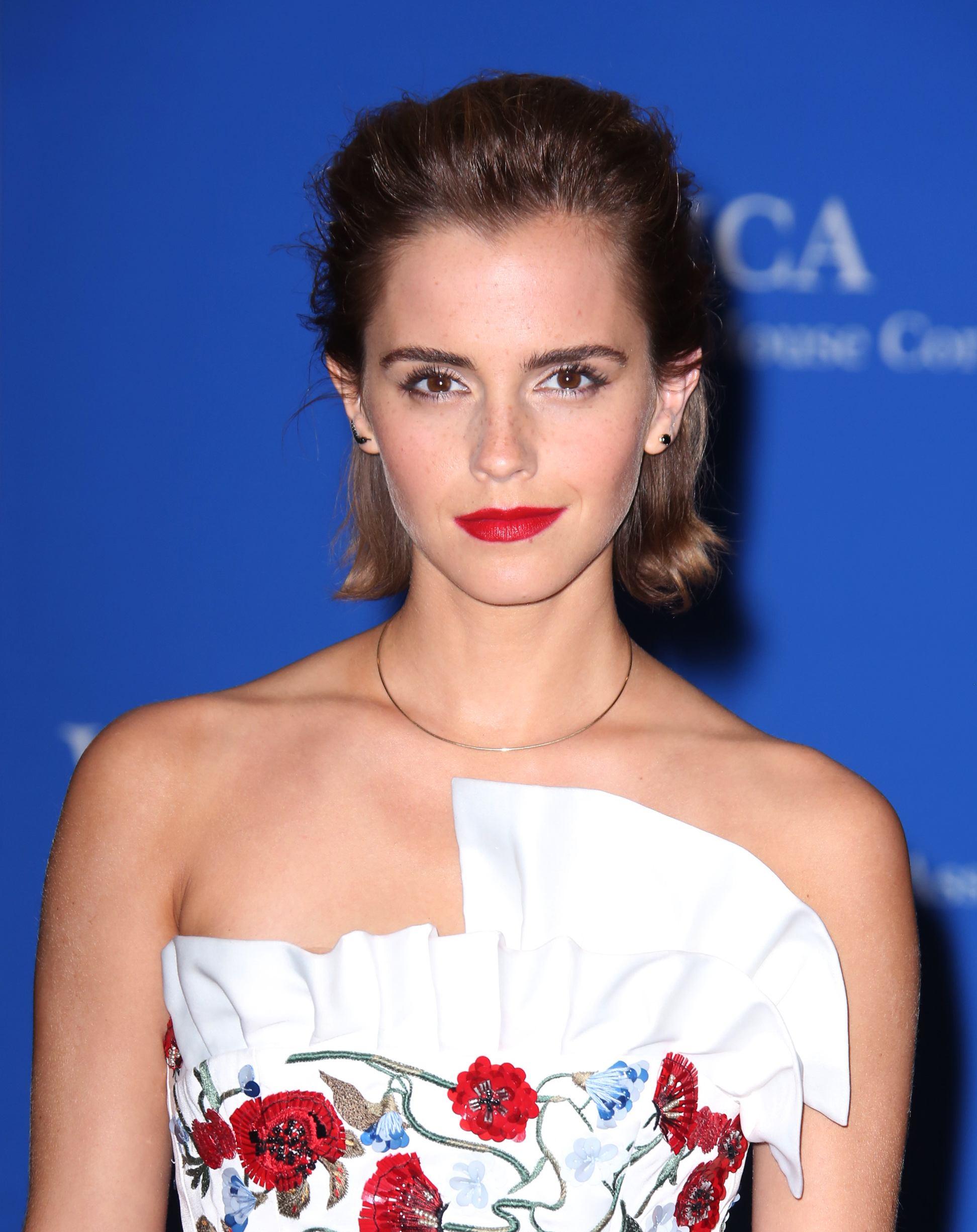 Emma Watson stil de vedeta
