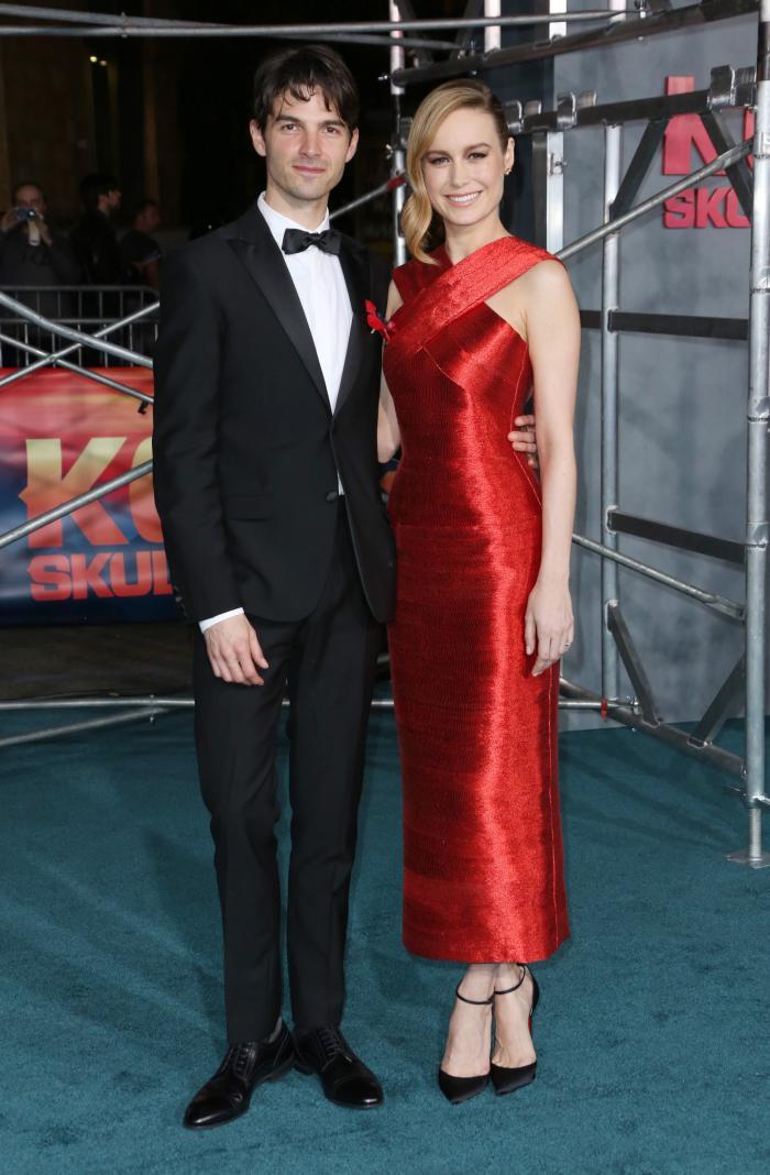 Brie Larson si Alex Greenwald