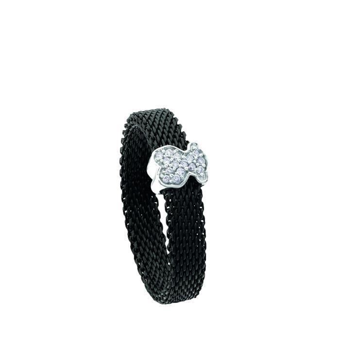 Inel cu diamante Tous, 1.300 lei