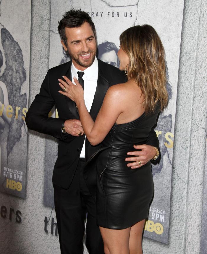 Jennifer Aniston și Justin Theroux au fost unul dintre cele mai carismatice cupluri de la Hollywood.