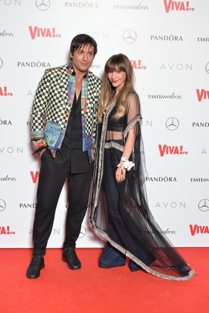 Adela Popescu si Radu Valcan