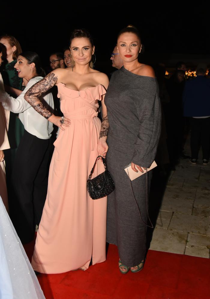 Adina Buzatu și Cristina Cioran