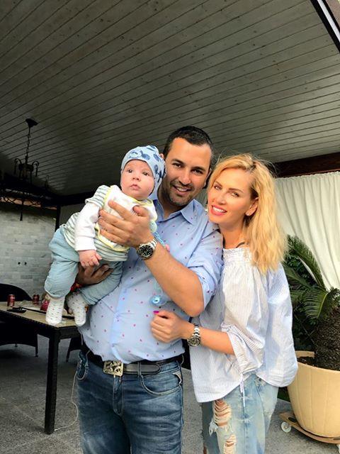 Andreea Banica, Lucian Mitrea si Noah