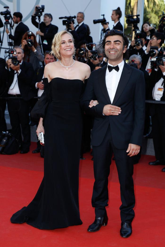 Diane Kruger si Fatih Akin