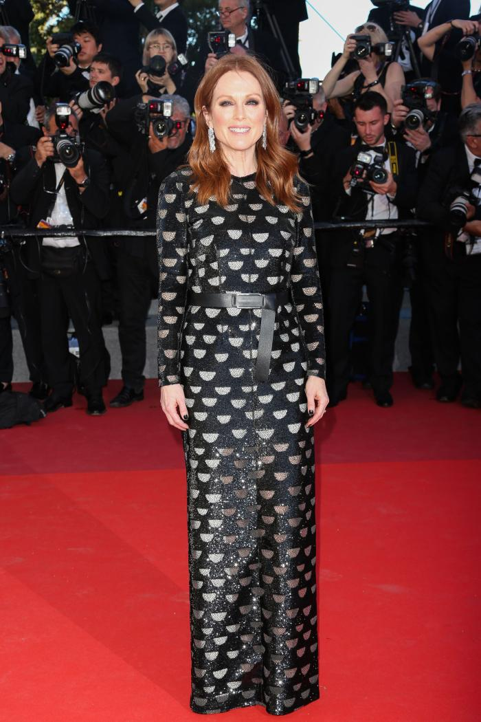 Julianne Moore - Rochie Louis Vuitton