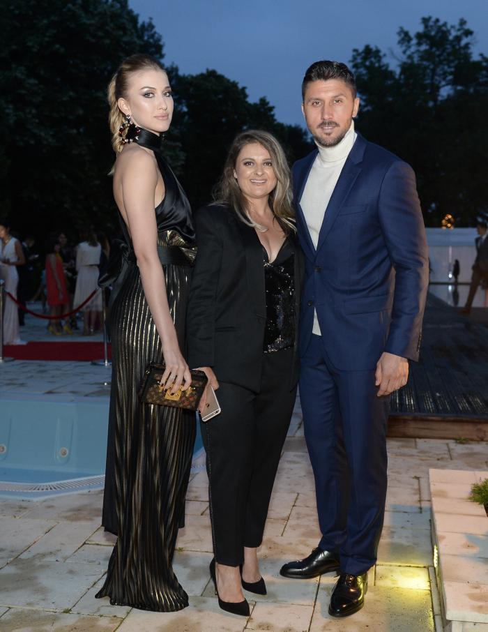 Luana Danet, Ioana Marcu si Ciprian Marica