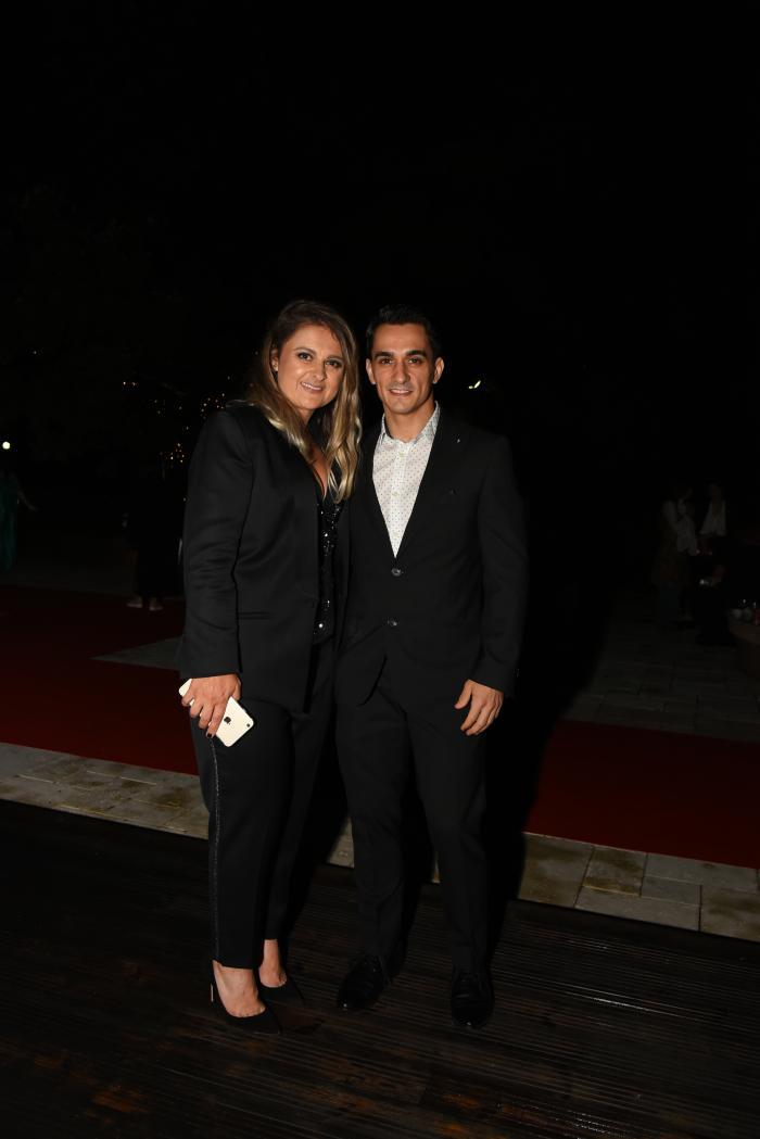 Luana Danet si Marian Dragulescu
