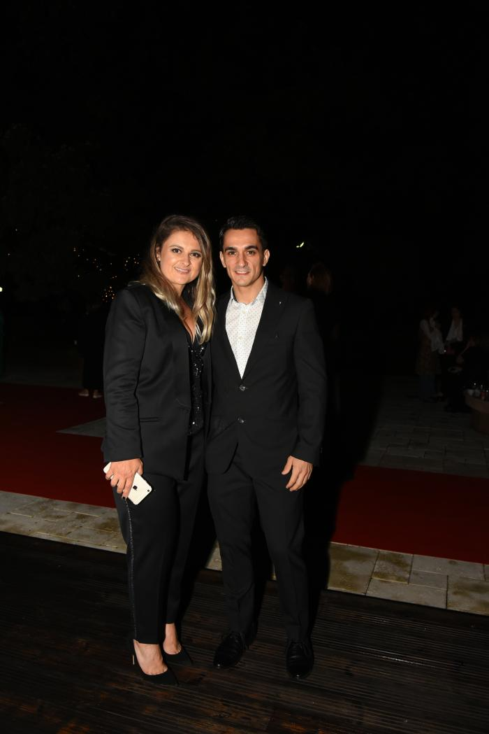 Luana Danet (Viva!) si Marian Dragulescu