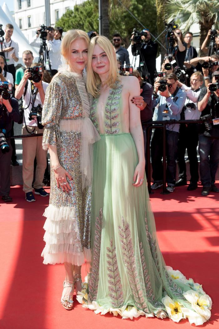 Nicole Kidman si Elle Fanning