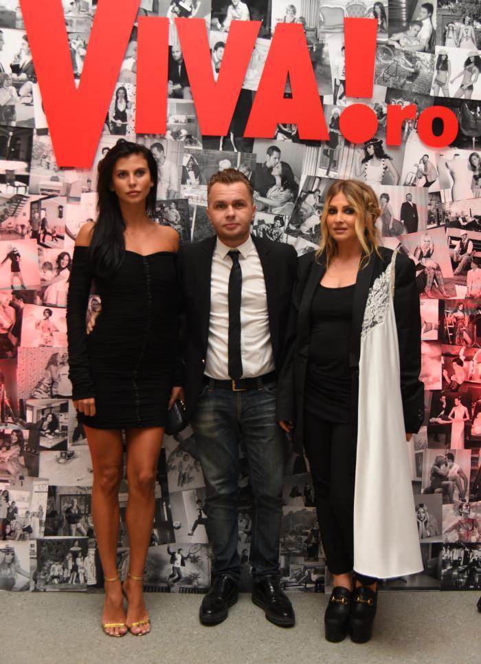 Roxana Ilie, Codin Maticiuc și Monica Munteanu