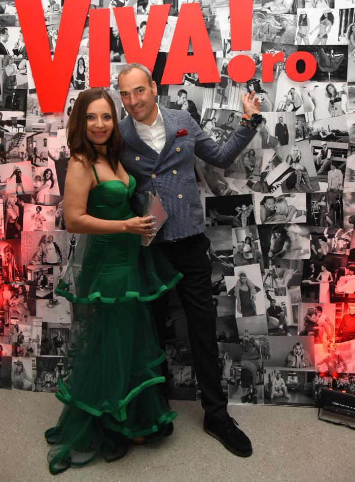 Roxana Iliescu si Paul Gabor