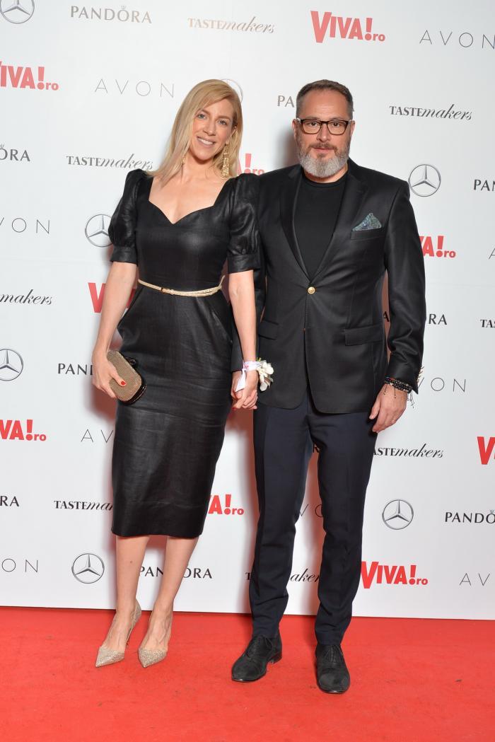 Sonia Argint Ionescu si sotul sau, Horatiu