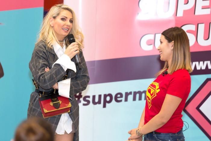 Andreea Banica si Ela Craciun