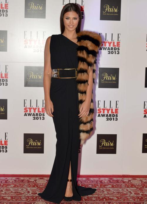 Antonia la Elle Style Awards 2013