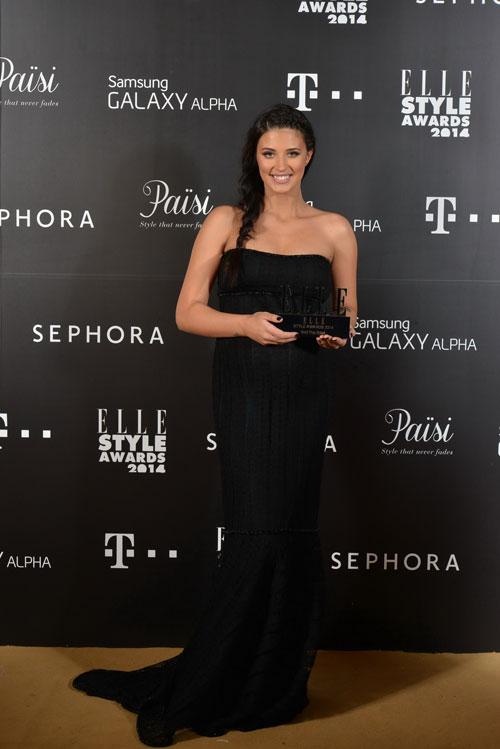 Antonia la Elle Style Awards 2014