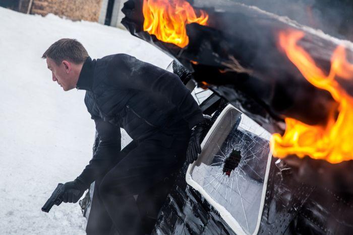 """Daniel Craig în filmul """"Spectre"""" (2015)"""