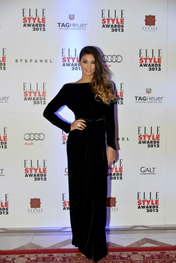 Antonia la Elle Style Awards 2012
