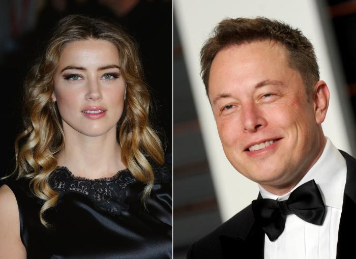 Elon Musk și Amber Heard