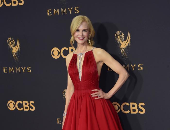 Nicole Kidman Premiile Emmy