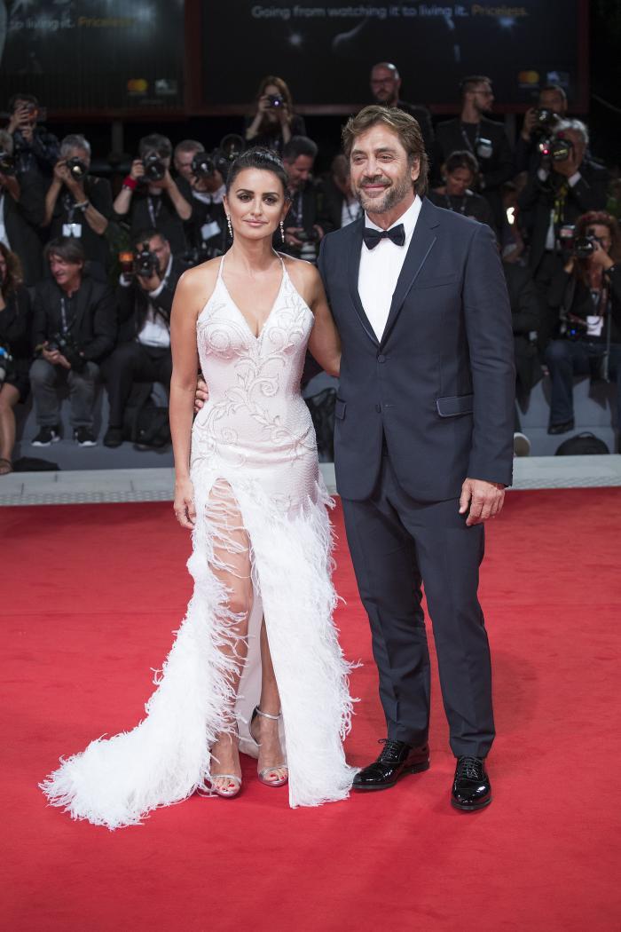 Penélope Cruz și Javier Bardem