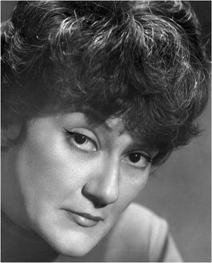 Olga Tudorache, așa cum va rămâne în memoria noastră, a tuturor