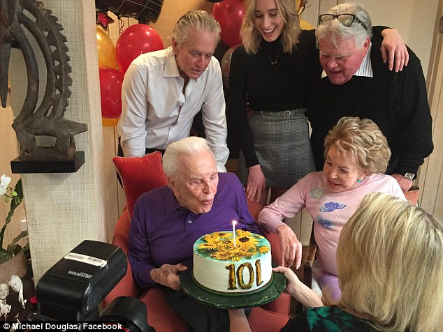 Kirk, Anne și copiii lor